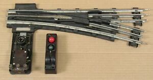 Lionel Postwar 711 Right-Hand Switch w/Controller AS-IS O-Gauge