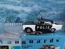 1/43 Vanguards  Ford Zephyr 6 MkIII  Swedish police