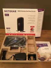 Netgear N600 300 Mbps Dual Band Wireless Router WNDR3400