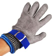 Safety Cut Proof Stab Resistant Stainless Steel Metal Mesh Butcher Glove Us