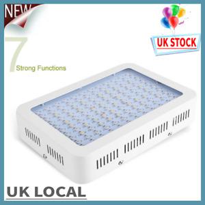 1200W LED Grow Light Lamp Full Spectrum Panel Veg Flower for Indoor Bloom