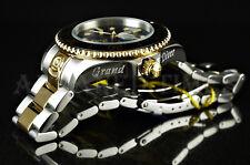 Invicta Grand Diver DIAMOND MARKERS Ltd. Ed. Auto Charcoal Dial Two Tone Watch