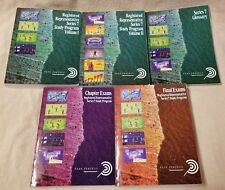 Lot 5 PASS PERFECT Series 7 Books Study Program Glossary Chapter & Final Exams