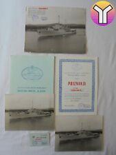 JRM SB Galeb - Yugoslav navy ship - big lot