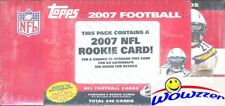 2007 Topps Football 445 Card Factory Set-Adrian Peterson, Calvin Johnson RC+