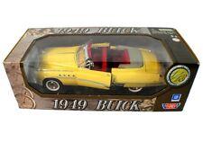 Motor Max 1949 Buick Roadster Model Car