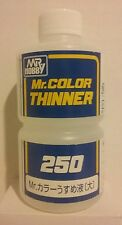 Gunze Sangyo /Mr Color Thinner,  250ml.