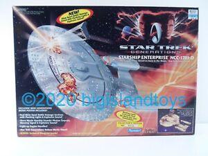 Star Trek Generations Movie Battle Damage Enterprise NCC 1701-D 1994 Sealed