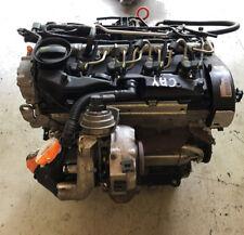 Motor VW AUDI SKODA 1,6TDI CAY CAYA CAYB CAYC CAYD 56TKM Komplett