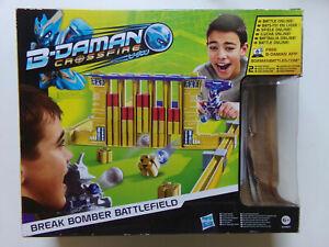B-daman break bomber battlefield de Hasbro