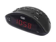 Trevi RC 832 Orologio Digitale Nero Radio 61452