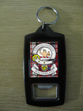 MAC FARLANE CLAN BOTTLE OPENER KEY RING (IMAGE DISTORTED TO PREVENT WEB THEFT)