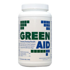 Coral Seas Green Aid Green 2 Clean Algaecide 4lb | Swimming Pool & Spa Sanitizer