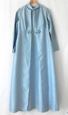 Vtg Dress Suit Sleeveless 00004000  Duster/Maxi Long Sleeve Dress Fits Us 6