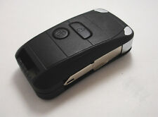 Remote Folding Key Shell Case Flip Cover For Peugeot 206 106 306 2B 2 Buttons
