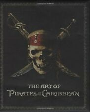 The Art of Pirates of the Caribbean by Shaner Timothy