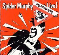 Spider Murphy Gang Live! (1983) [LP]