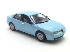 alfa romeo 156 1/43 un siècle d'automobiles n47/210  hachette très bon état