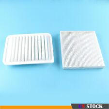 White Fiber Cabin Air Filter for 2006-2014 Toyota Yaris 09-14 Corolla 09-13 New