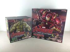 Kotobukiya Avengers Age of Ultron Hulk vs Iron Man Hulkbuster ARTFX Statue Set