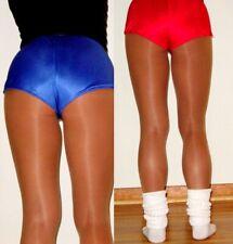 2 Pr Red & Royal Dolfin Lg Shorts Athleisure Hooters Uniform Running Sports