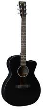 Martin Omcxae Black Cutaway Acoustic Electric Guitar