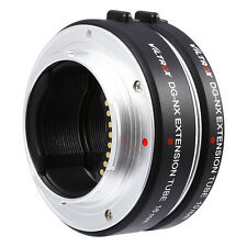 VILTROX DG - NX 10MM 16MM Automatic Extension Tube for Samsung NX Mount Lens NEW