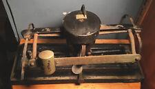 ANTIQUE PAT. 1891 TORSION BALANCE SCALE style 206 NO. 88473 CAST IRON