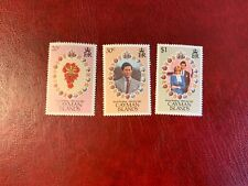 CAYMAN ISLANDS 1981 MNH PRINCE CHARLES PRINCESS DIANA WEDDING