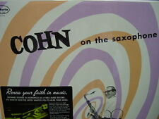 AL COHN ON THE SAXOPHONE LIMITED EDITION OUT OF PRINT AUDIOPHILE 180GRAM RARE LP