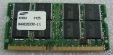 256MB PC100 SODIMM RAM Memory 16 CHIP Fujitsu Stylistic LT C-500 P-600