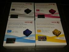 Genuine Xerox ColorQube 8570/8580 Full Set CMYK 4 Boxes
