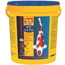 7 kg Eimer sera KOI Professional Sommerfutter Fischfutter Futter für Teichfische