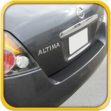 2007-2012 Fits Nissan Altima 1pc Bumper Rear Applique Scratch Guard Protector