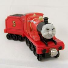 Thomas James Trouble with Trees Train Engine RARE Angry Face Take Along N Play