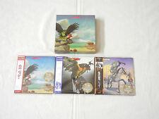 Budgie JAPAN 3 titles Mini LP SHM-CD PROMO BOX SET