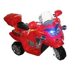 Lil' Rider FX 3 Wheel Battery Powered Bike - Red - Charger Included