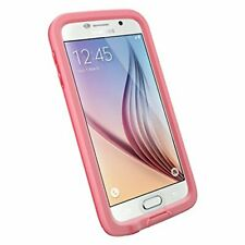 bbf4e68b49b LifeProof FRE for Galaxy S6 Waterproof Case CORAL/CANDY PINK