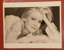 Laurie Holden The Walking Dead RARE Signed 8x10 Photo Picture Autograph X-Files