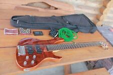 Electro Guitar Washburn XB-500 5 string bass
