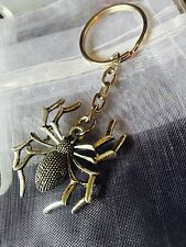 Spider Keychain Goth Punk Skater Insect Reptile 🕷