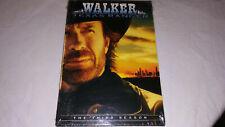Walker Texas Ranger The Third Season - DVDS - Brand New Sealed
