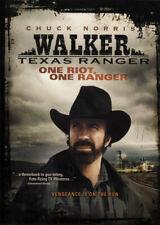 Walker Texas Ranger: One Riot, One Ranger New DVD