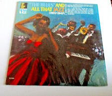 The Blues And All That Jazz Volume 1 (1937-1947) LP  US - Decca – DL 9230 [EX]