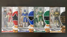 Power Rangers Lightning Collection Zeo Lot