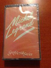 Michael Legrand-Great Artist Series-Cassette-*Sealed*