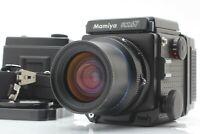 [Near Mint] Mamiya RZ67 Pro Camera Sekor Z 50mm f/4.5 W Lens 120 Film Back Japan
