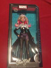 "Madame Alexander Collection Fan Girl 13.5"" Doll Marvel Variant Spider-Gwen New M"
