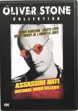 Dvd Assassini Nati - Natural Born Killers di Oliver Stone 1994 Usato