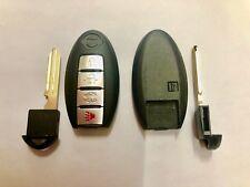 3+1BTN Smart Key 2007-12 NISSAN Maxima /Sentra /M35 CWTWBU735 285E3-EW82D 315Mhz